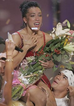 Sabra Johnson was America's favorite dancer on Season 3 of SO YOU THINK YOU CAN DANCE.