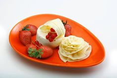 Crete, Strawberry, Sweets, Fruit, Food, Sweet Pastries, Goodies, Essen, Strawberry Fruit