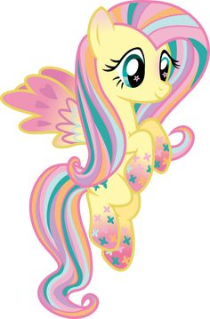imagenes de my little pony fluttershy rainbow power - Buscar con Google