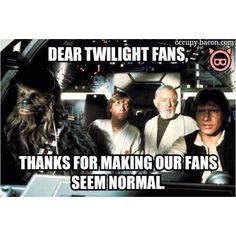Funny Poster from Star Wars - it is so true