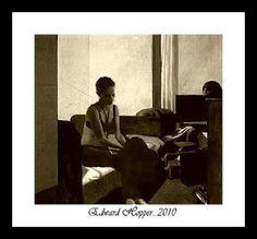 Pandora's Photografy: A travers Edward Hopper