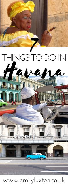 My round up of the very best things to do in Havana, Cuba. This is everything you can't miss for the perfect Havana experience | #havana #cuba #traveltips #cubatravel