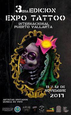 3. Expo Tattoo Internacional Puerto Vallarta   Tattoo Filter