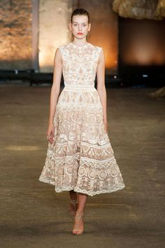 CHRISTIAN SIRIANO SPRING 2014 READY-TO-WEAR COLLECTION
