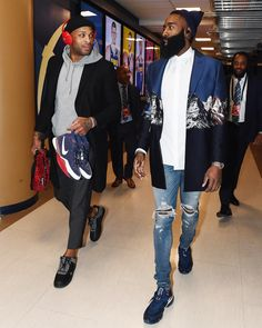 59e75cb4b104 NBA Style PJ Tucker and James Harden  fashion  nbastyle  ootd  nba  style   styles  streetstyle  streetwear  streetfashion  fashioninspo   styleinspiration ...