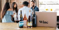 Winc Wine Club Membership and Gifts