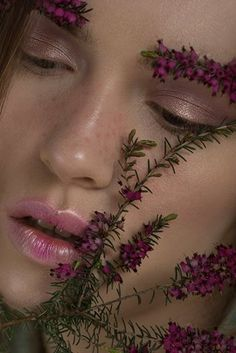 www.magdalenahalas.pl  #flowers #portrait #poland #girl #beauty #glomour #color #pink #portret #nature #natural