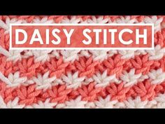 This pretty vintage Daisy Stitch brioche knitting pattern is a Repeat and the design really pops when you use 2 yarn colors. Knitting Stiches, Loom Knitting, Knitting Patterns Free, Crochet Stitches, Stitch Patterns, Crochet Patterns, Knit Crochet, Free Pattern, Fall Knitting