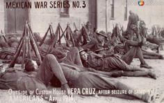 Fotos de Veracruz, Veracruz, México: Intervención Norteamericana de 1914 en Veracruz
