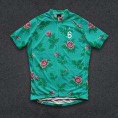 TWIN SIX  the speedy rose canyon jersey (green) 3748b94b8