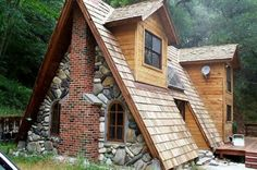 Nice looking small cabin
