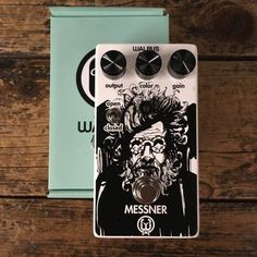 Walrus Audio Messner in excellent conditionSporting a color knob for brightening/darkening the effect, a two-way open/closed switch for employing or bypassing the pedal