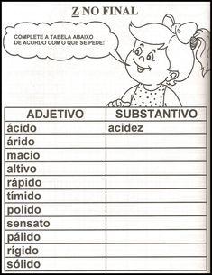 Blog Professor Zezinho : Exercícios de Ortografia