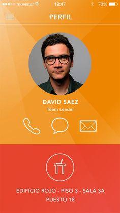 UX/UI design app  Want something like this? Visit our website at www.firethorne.org! #firethornefirm #mobile #design #ideas #inspiration Mobile Ui Design, App Ui Design, Logo Tutorial, Ui Inspiration, Graphic Design Inspiration, Mobile App Ui, User Profile, App Development, Interactive Design