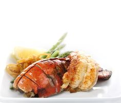 Dinner Recipe: Grilled Lobster Tails - Not an everyday meal but great for special dinners!