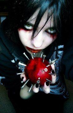 Goth Punk Emo Gothic Vampire Dark Gothic Gothic Art Gothic Culture