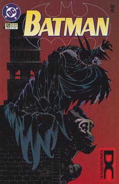Batman #520 - Kelley Jones