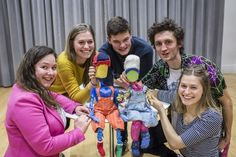 British theatre company brings joy to refugee children http://www.unhcr.org/news/stories/2017/2/58aff9e97/british-theatre-company-brings-joy-to-refugee-children.html?utm_campaign=crowdfire&utm_content=crowdfire&utm_medium=social&utm_source=pinterest