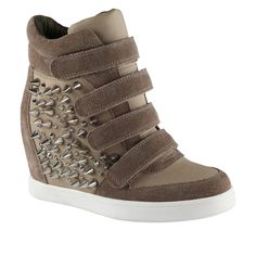 EDUCATED GLAMOUR GIRL: Trending Thursday- Wedge Sneaker