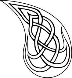 Free Image on Pixabay - Celtic, Knot, Flame, Pattern Celtic Tribal, Celtic Art, Celtic Dragon, Leather Tooling Patterns, Leather Pattern, Celtic Images, Culture Art, Viking Symbols, Mayan Symbols