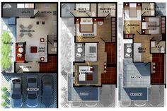 Modern House Plan 2014002 | Pinoy House Plans -3d floor plan ...