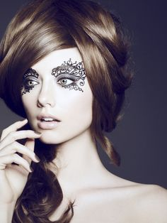Phillipa by Victor Wagner. Lace on the face! l http://www.youtube.com/watch?v=8bCSkXXkCbQ