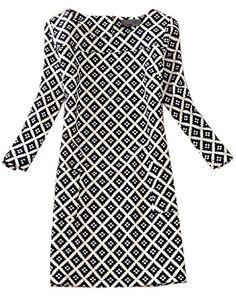 Womens Long Sleeve Check Print Tunic Mini Dress Plus Size... https://www.amazon.co.uk/dp/B01HBC9GY0/ref=cm_sw_r_pi_dp_x_rB0bzbD1D3HFT