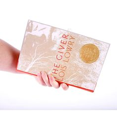 The Giver Book Clutch
