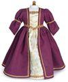 Brianna ~ Purple Renaissance Dress