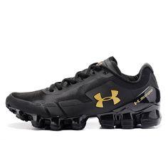 Men's Under Armour Mens UA Scorpio Running Shoe Fashion Gold+Black Leisure shoes   eBay