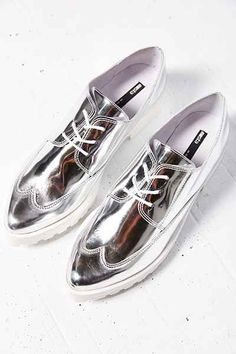 Miista Miley Treaded Oxford - Urban Outfitters