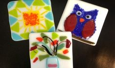 Groupon - Taste of Fusing Class or Stained-Glass Class at McMow Art Glass (Up to 47% Off)  in Lake Worth. Groupon deal price: $37