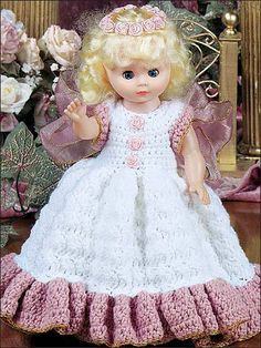 Angel of hope | Crochet Bed Doll Patterns Free
