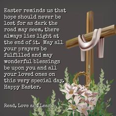 Easter Gives Us Hope