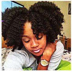 luvyourmane:  That hair girl! @blahrianne  #luvyourmane #naturalhair #blackgirlsrock