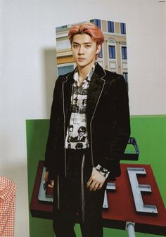 Sehun, Exo Exo, Types Of Boyfriends, Exo Fan Art, Body Proportions, China, Group Photos, Chanbaek, My King