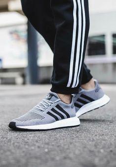 premium selection 8df01 c3f9b adidas Originals Swift Run Zapatos Adidas Hombre, Zapatos Hombre  Deportivos, Calzado Hombre, Zapatillas