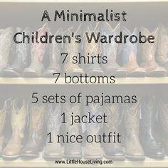 A Minimalist Children's Wardrobe-LHL (2)