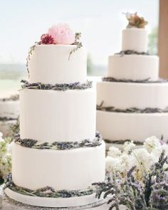 Spring Wedding Cakes That Are (Almost) Too Pretty to Eat