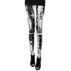 Gender: Women Decoration: None Fit Type: Skinny Pant Style: Pencil Pants Pattern Type: Solid Front Style: Flat Style: Fashion Brand Name: PUNK RAVE Waist Type: Mid Fabric Type: Broadcloth Material: Co