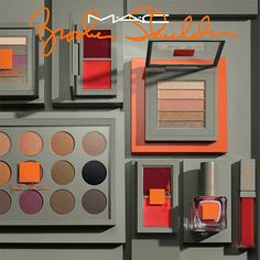MAC X Brooke Shields Fall 2014 Makeup Collection - Full Collection Details + Photos 2