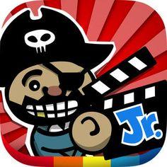 Toontastic Jr. Pirates ahora free!