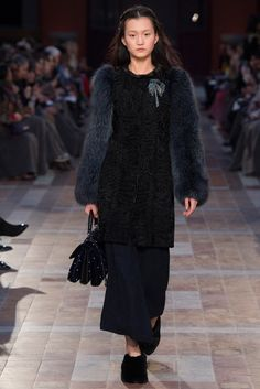 Sonia Rykiel | Fall 2016 Ready-to-Wear Collection | Vogue Runway