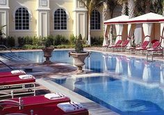 Set on a pristine stretch of Miami Beach, Acqualina Resort & Spa is a five-star luxury oceanfront resort with a spa located in Sunny Isles, Florida. Miami Beach Resort, Cruise Miami, Florida Resorts, Visit Florida, Miami Florida, Luxury Beach Resorts, Hotels And Resorts, Boutiques, Sunny Isles Beach