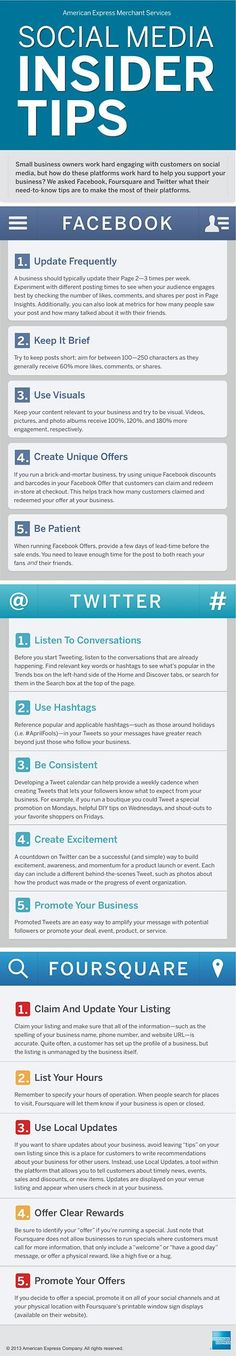 Social Media Tips for engaging Social Media Marketing - helpful for nonprofits and small businesses!