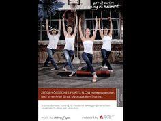 DVD Trailer: Zeitgenössisches Pilates Flow mit Kleingeräten