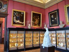 Château de Chantilly - Musée Condé - Salon d'Orléans, via Flickr.