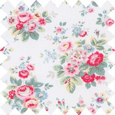 Add a vintage twist to your home with our lovely Trailing Floral print.