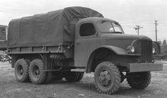 CAMION AMERICANO WW 2  -  1 unidad