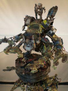 Weathered Ork Dread